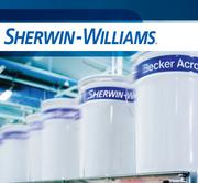 Лакокрасочная продукция Sherwin-Williams (Becker Acroma)