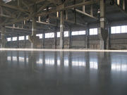 Промышленные бетонные полы. Топинг. Стяжка - foto 0
